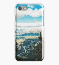 BANFF POSTER iPhone Case/Skin