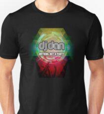 DJ Dan - Nothing But A Party Unisex T-Shirt