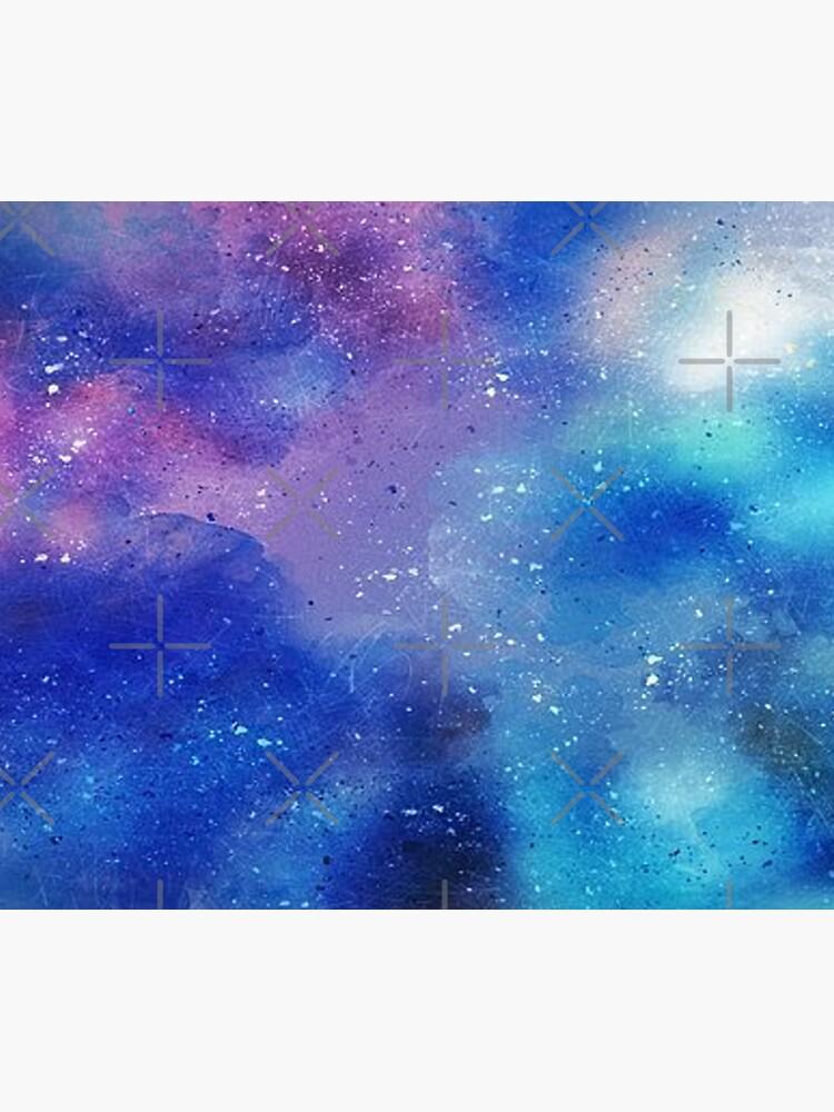 Galaxy Watercolor by xyanila
