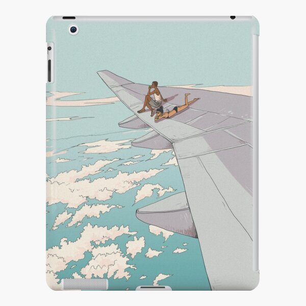 Airplane Dream iPad Snap Case