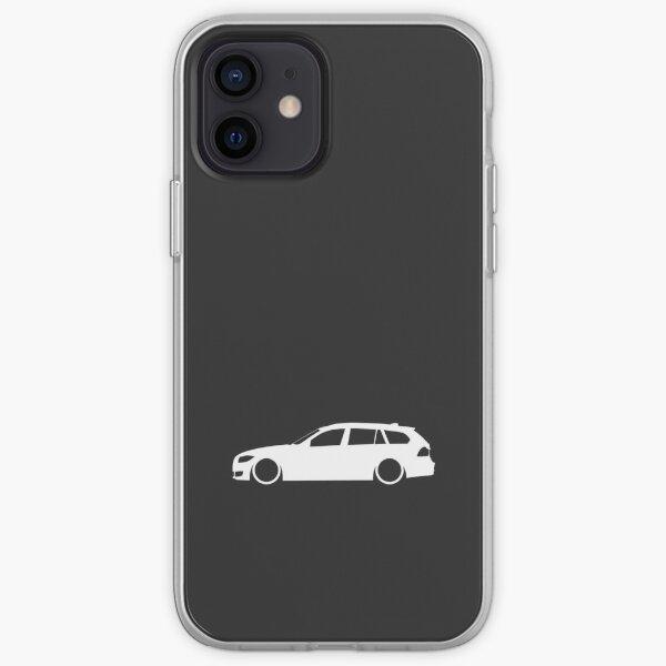 E91 Allemand Tourer Coque souple iPhone