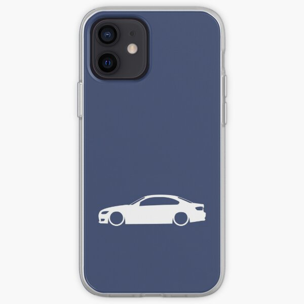 E92 German Coupe iPhone Soft Case