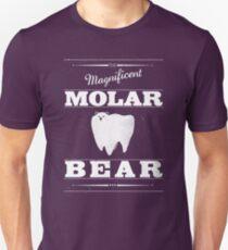 Molar Bear - Gentlemen's Edition Unisex T-Shirt