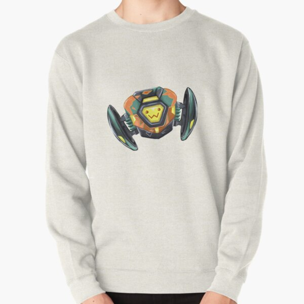 Boom Bot!  Pullover Sweatshirt
