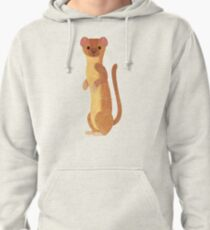 W is for Weasel Pullover Hoodie