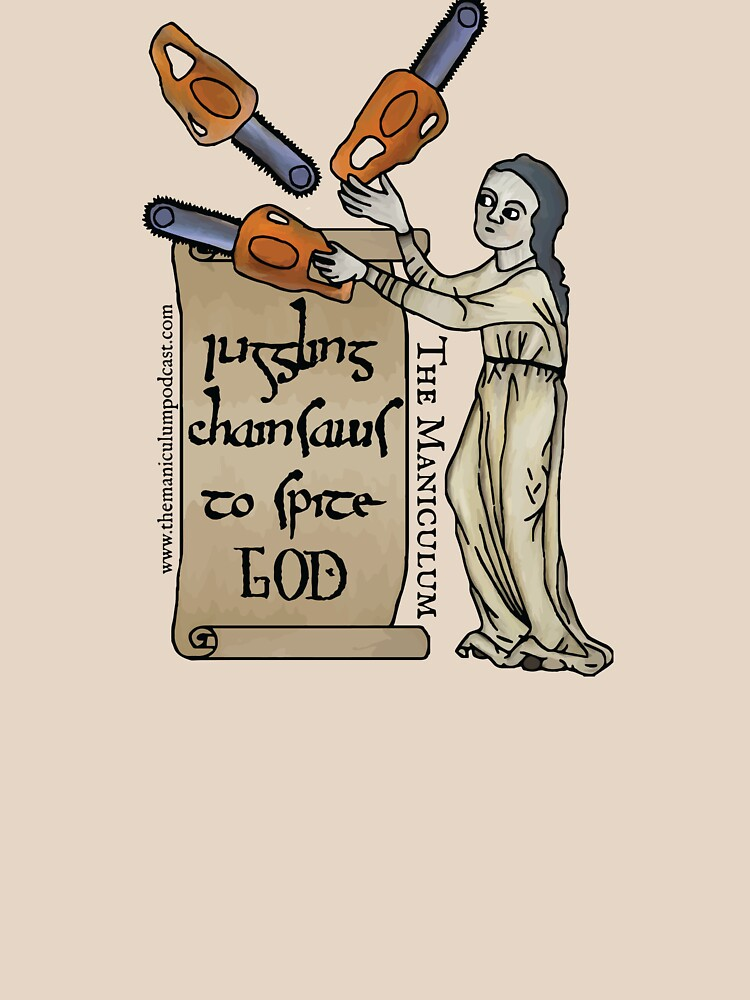 Juggling Chainsaws by themaniculum