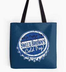 Sweet Brown's Cold Pop Bottlecap Shirt Clothing V2 Tote Bag