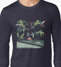 Nightshade Jungle Long Sleeve T-Shirt