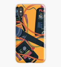 Pedals from Space iPhone Case/Skin
