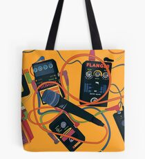 Pedals from Space Tote Bag
