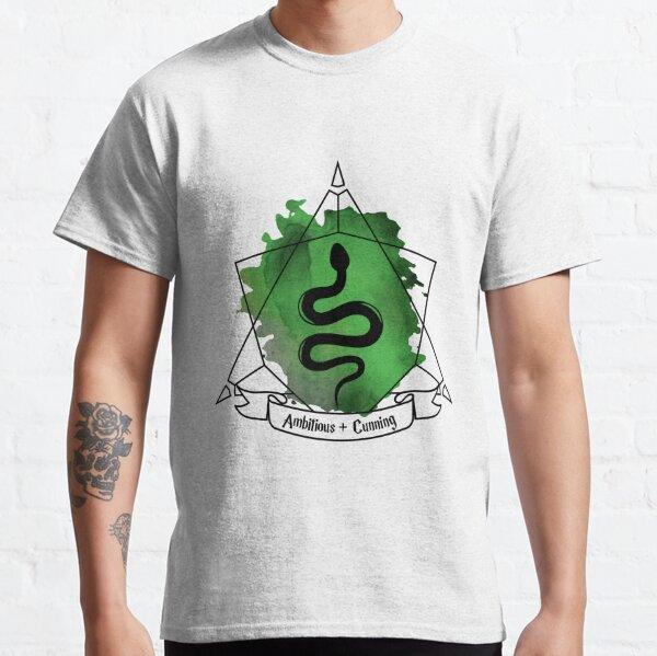 Snake Serpent Emblem Ambitious Cunning T-Shirt Sticker Phone Case Classic T-Shirt