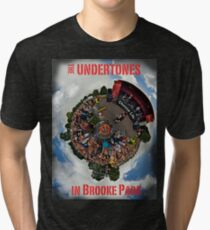 Teenage kicks - The Undertones play Brooke Park Tri-blend T-Shirt