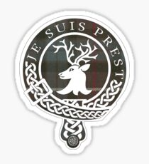 Clan Fraser Stickers | Redbubble