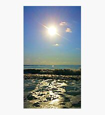 Oh Sunny Day Photographic Print