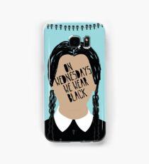 Wednesday Addams Samsung Galaxy Case/Skin