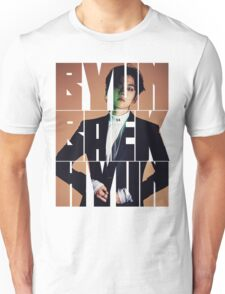 EXO Baekhyun 'Monster' Typography Unisex T-Shirt