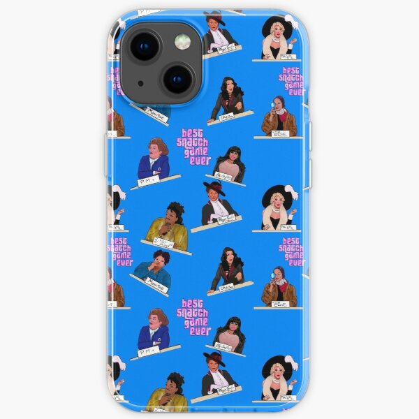 Best snatch game ever iPhone Soft Case