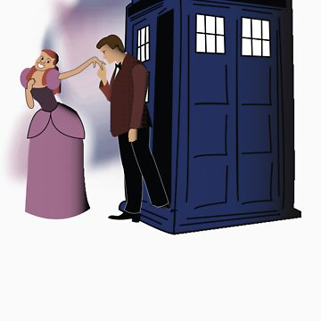 Anastasia And The Doctor  by xxSliverCrownxx