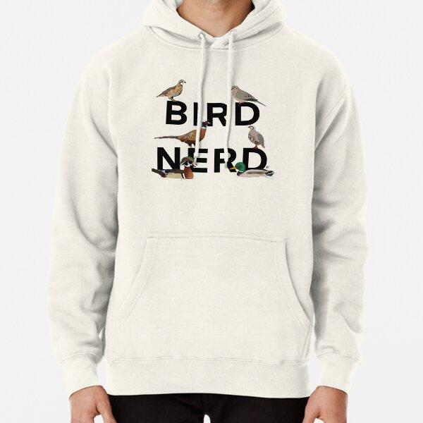Bird Nerd (Game birds) Pullover Hoodie