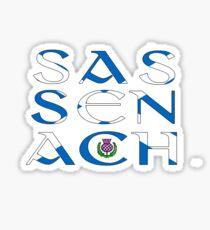 Sassenach  Sticker