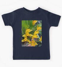 Bright Yellow Kids Tee