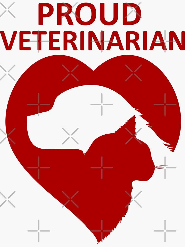 Proud Veterinarian by xyanila