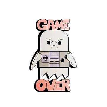 Game OVER! by ZachyMassacre