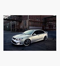 Ford Falcon XR8 Photographic Print