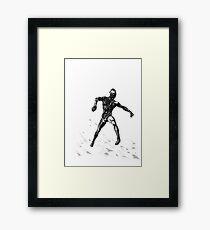 Ultraman A Framed Print