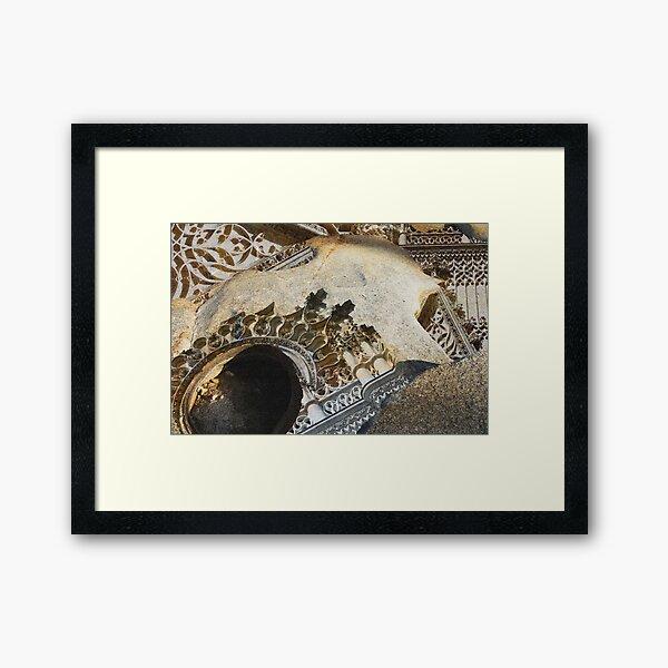 Sevilla meets Sequoia National Park Framed Art Print