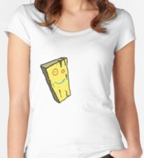 BOARD  Women's Fitted Scoop T-Shirt