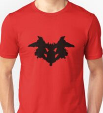 Rorschach Psychology Test Item for Psychologists! Unisex T-Shirt