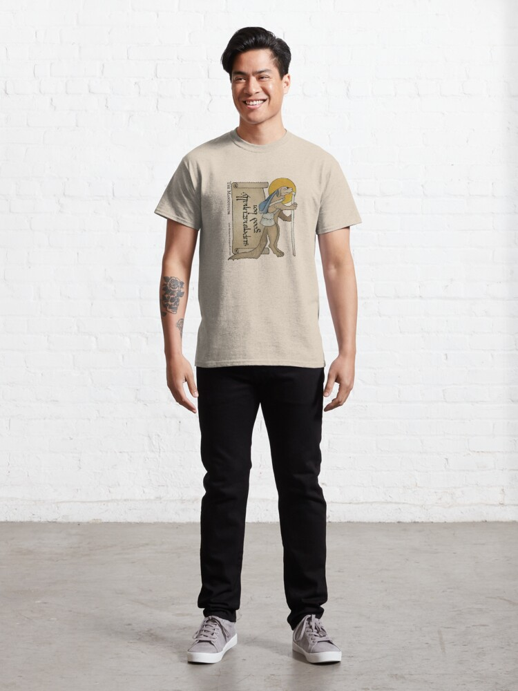 Alternate view of Supernaturally Good Boi Classic T-Shirt