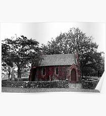 Gostwyck Chapel Poster