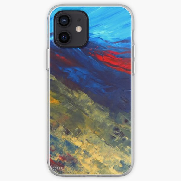 As far as the eye can see iPhone Soft Case