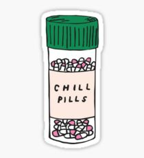 Chill Pills Sticker