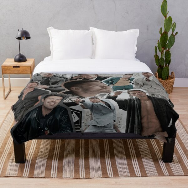 sebastian stan Throw Blanket