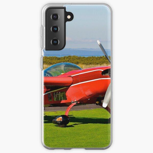 EA 300 Aerobatic Aircraft, Tooradin Airport, Australia. Samsung Galaxy Soft Case