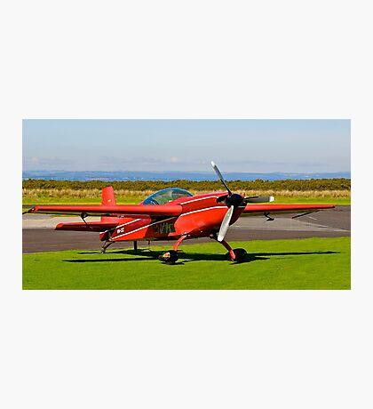 EA 300 Aerobatic Aircraft, Tooradin Airport, Australia. Photographic Print