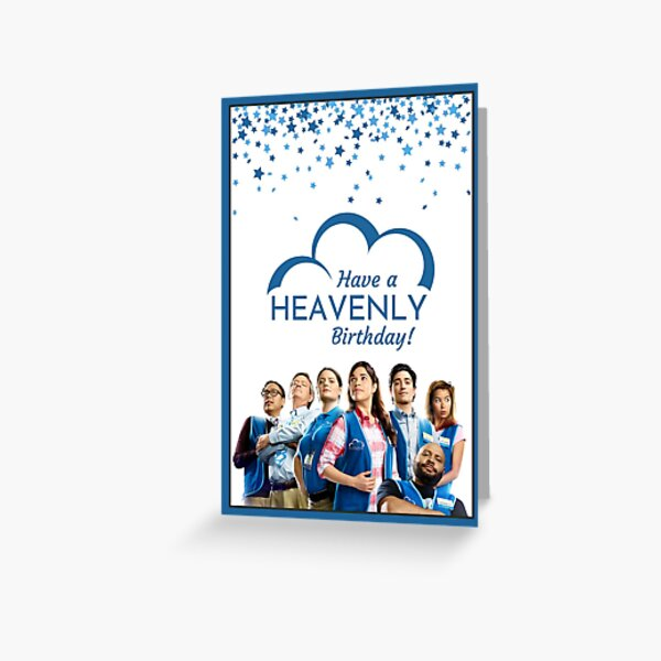 Have a Heavenly Birthday Superstore Greeting Card