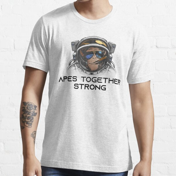 Apes Together Strong Essential T-Shirt