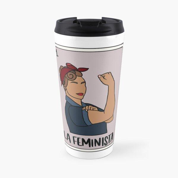 La Feminista Lotería Travel Mug