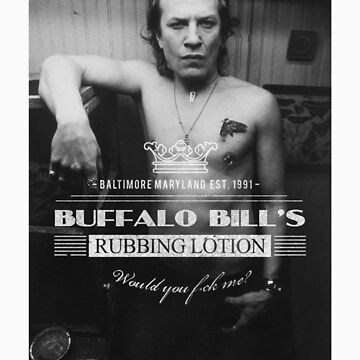 Buffalo Bill's Rubbing Lotion by 3000xxl