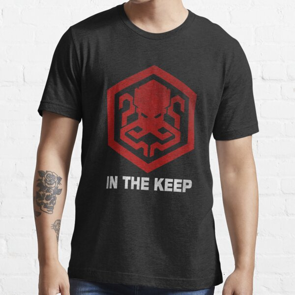 In The Keep Essential T-Shirt
