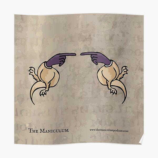 The Manicule Poster
