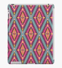 Aztec geometric colorful pattern iPad Case/Skin