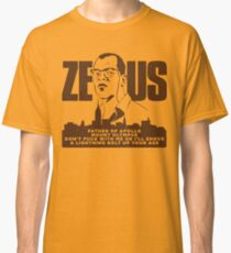 Zeus (Die Hard) Classic T-Shirt