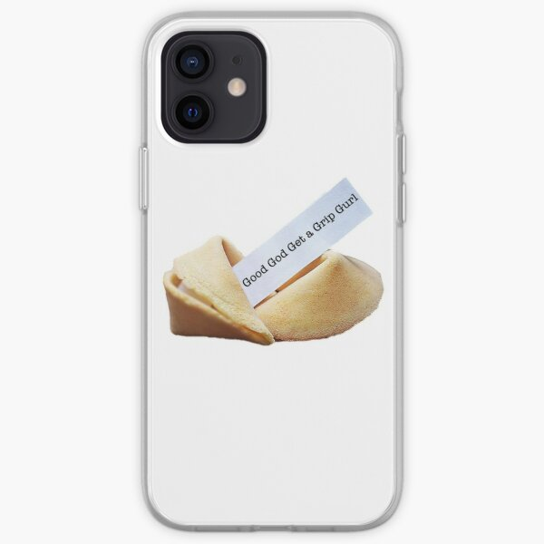 Fortune Cookie Drag Advice 5Gs iPhone Soft Case