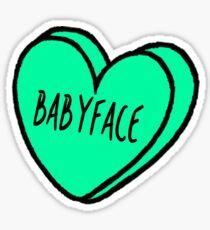Babyface 2 Sticker