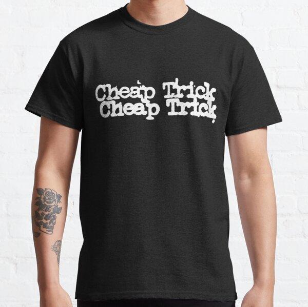Cheap Trick logo Classic T-Shirt